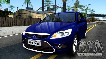 Ford Focus Sedan 2009 IVF pour GTA San Andreas