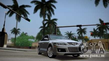 Mazda 6 MPS pour GTA San Andreas