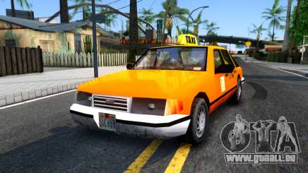 Taxi From LCS für GTA San Andreas