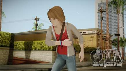Life Is Strange - Max Caulfield Red Shirt v1 pour GTA San Andreas
