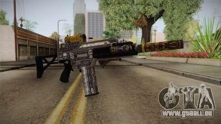 GTA 5 Special Carbine P v1 pour GTA San Andreas