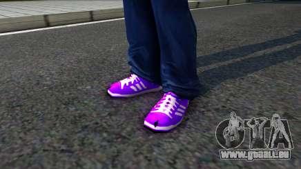 Adidas Forum MID Purple pour GTA San Andreas