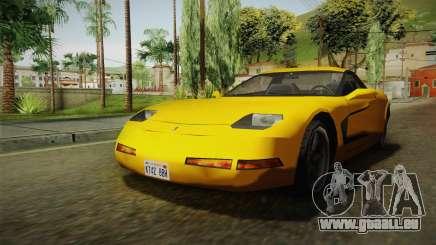 Declasse Coquette 2002 pour GTA San Andreas