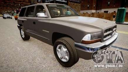 Dodge Durango 1998 pour GTA 4