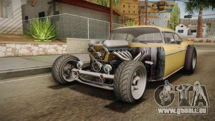 GTA 5 Declasse Tornado Rat Rod Cleaner für GTA San Andreas