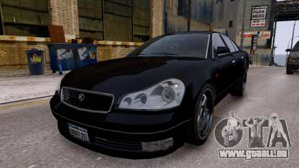 GTA V Intruder 2x für GTA 4