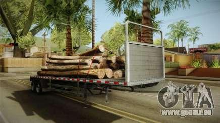 GTA 5 Log Trailer v2 pour GTA San Andreas