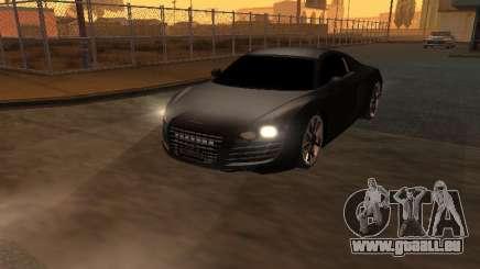 Audi R8 Armenian für GTA San Andreas
