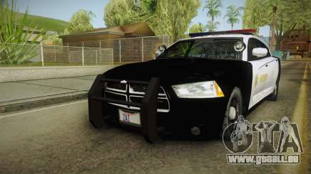 Dodge Charger Sheriff pour GTA San Andreas