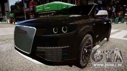 Audi Q7 CTI pour GTA 4