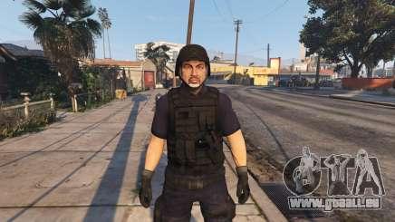 SWAT LSPD pour GTA 5