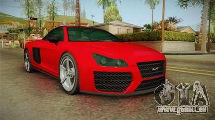 OBEY 9F von GTA 5 für GTA San Andreas