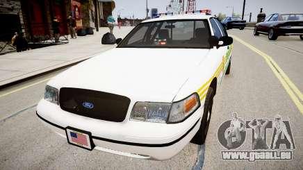 Crown Victoria Police Interceptor für GTA 4