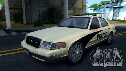 Ford Crown Victoria Generic 2010 für GTA San Andreas