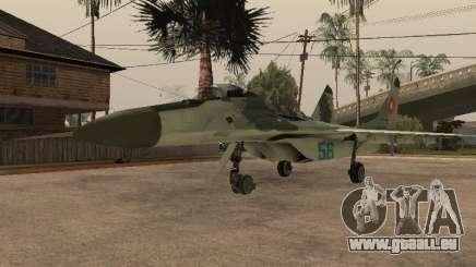 MIG-29 Armenian pour GTA San Andreas
