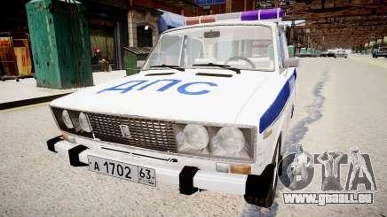 VAZ 2106 DPS pour GTA 4