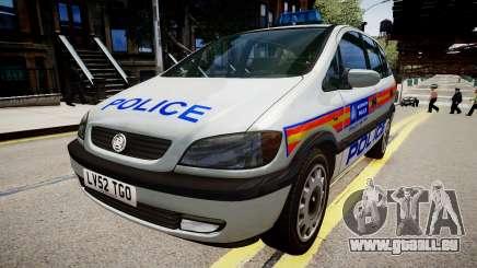 Metropolitan Police 2002 IRV für GTA 4