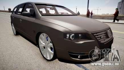 Volkswagen Passat Variant R50 Dub für GTA 4
