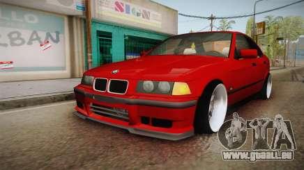 BMW 3 Series E36 Sedan für GTA San Andreas