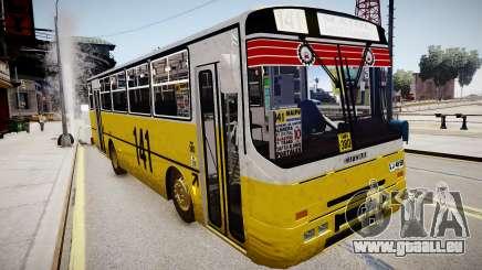 Ciferal GLS M.Benz OF-1318 pour GTA 4