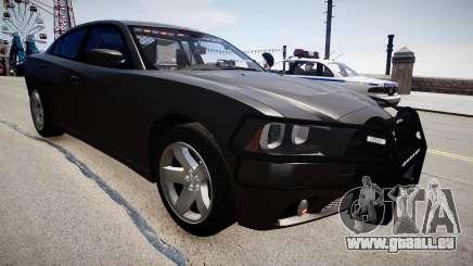 Dodge Charger R/T 2011 pour GTA 4