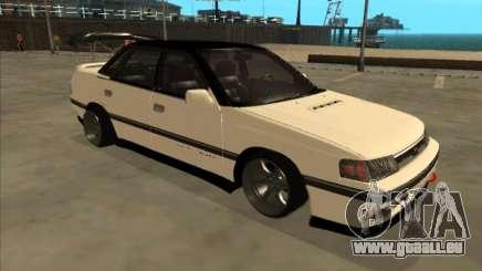 Subaru Legacy DRIFT JDM 1989 pour GTA San Andreas