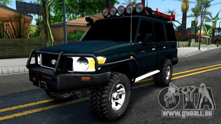 Toyota Land Cruiser 70 Off-Road V1.0 für GTA San Andreas