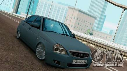Lada Priora BPAN für GTA San Andreas
