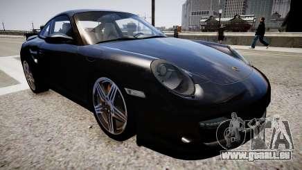 Porsche 911 turbo 2008 für GTA 4