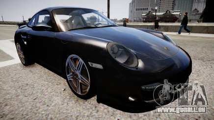 Porsche 911 turbo 2008 pour GTA 4
