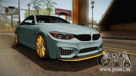 BMW M4 GTS pour GTA San Andreas