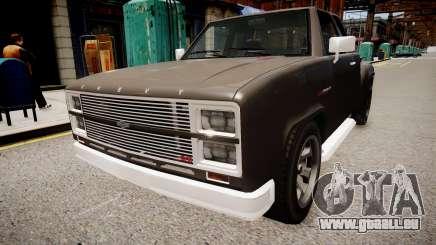 Bobcat Chevrolet pour GTA 4