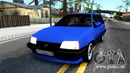 Opel Kadett für GTA San Andreas