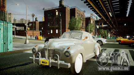 Buick Coupe 1941 pour GTA 4