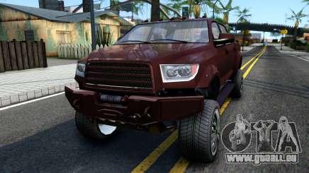 GTA V Vapid Contender pour GTA San Andreas