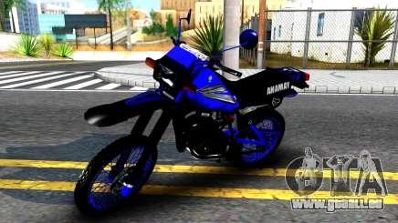 Yamaha DT 125 für GTA San Andreas