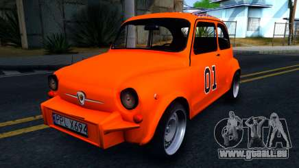 Zastava 850 Abarth General Lee für GTA San Andreas