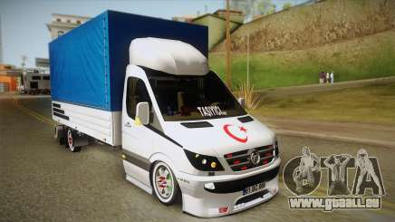 Mercedes-Benz Sprinter v2 pour GTA San Andreas