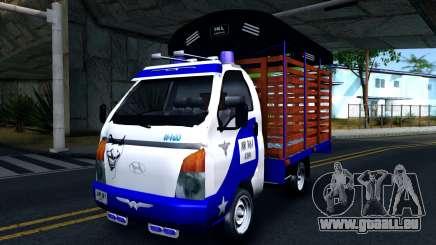 Hyundai H100 für GTA San Andreas