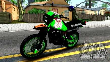 Yamaha DT 175 pour GTA San Andreas