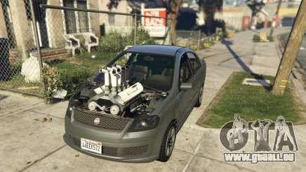 Asea V8 Mod für GTA 5