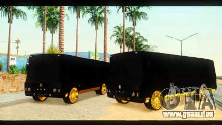 GROOVE 4234 Elite Gold pour GTA San Andreas