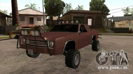 Picador 4x4 pour GTA San Andreas