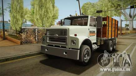 GTA 5 Vapid Scrap Truck Cleaner v2 für GTA San Andreas