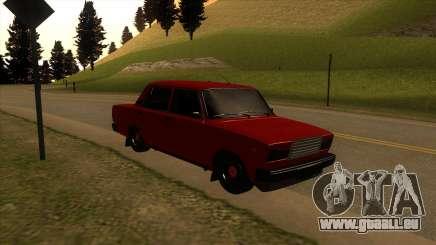 VAZ-2107 pour GTA San Andreas