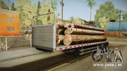 GTA 5 Log Trailer v1 pour GTA San Andreas