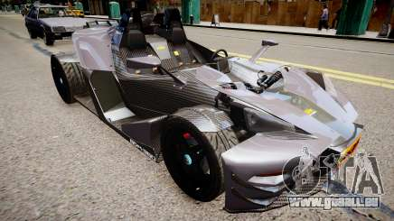 KTM X-Bow (GRID 2) für GTA 4