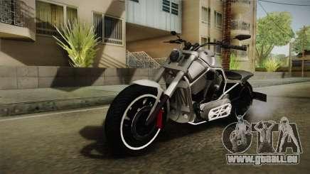 GTA 5 Western Nightblade pour GTA San Andreas