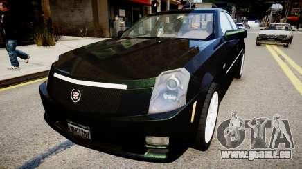 Cadillac CTS v2.1 für GTA 4