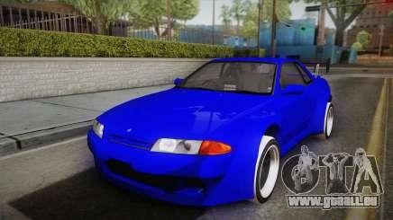 Nissan Skyline GTR32 Rocket Bunny für GTA San Andreas